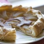 pear gallette