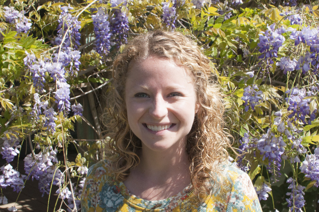 Kelsey, our new Outreach and Engagement Coordinator!